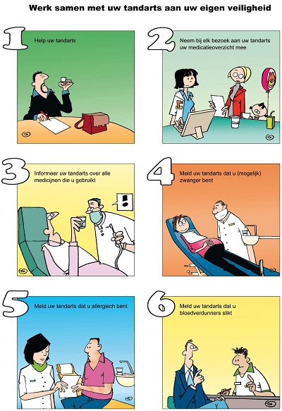 patientveiligheid tandarts